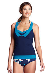 Women's SwimMates Colorblock Cover-up Swim Cami