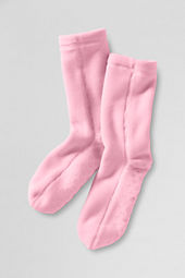 Kids' Fleece Slipper Socks