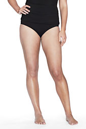 Women's Plus Size Slender Ultra High Rise Swimsuit Bottom