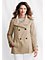 Le Trench Coat Court Chic Femme, Taille Standard