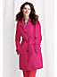Women's Regular Modern Rain Swing Coat with removable liner