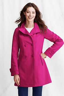 Le Trench Coat Long Chic Femme