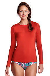 Women's Crewneck Swim Tee Cover-up
