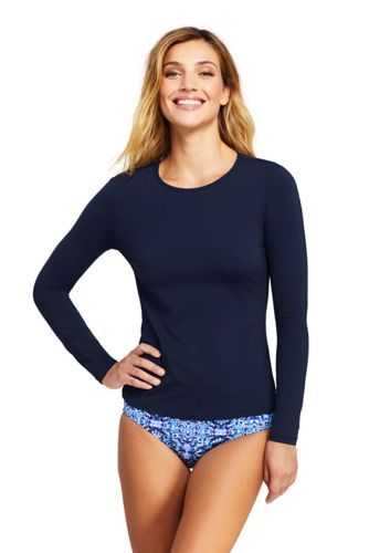 Women's Long Sleeve Rash Vest