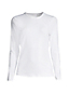 Women's Regular Long Sleeve Rash Guard Swim Tee