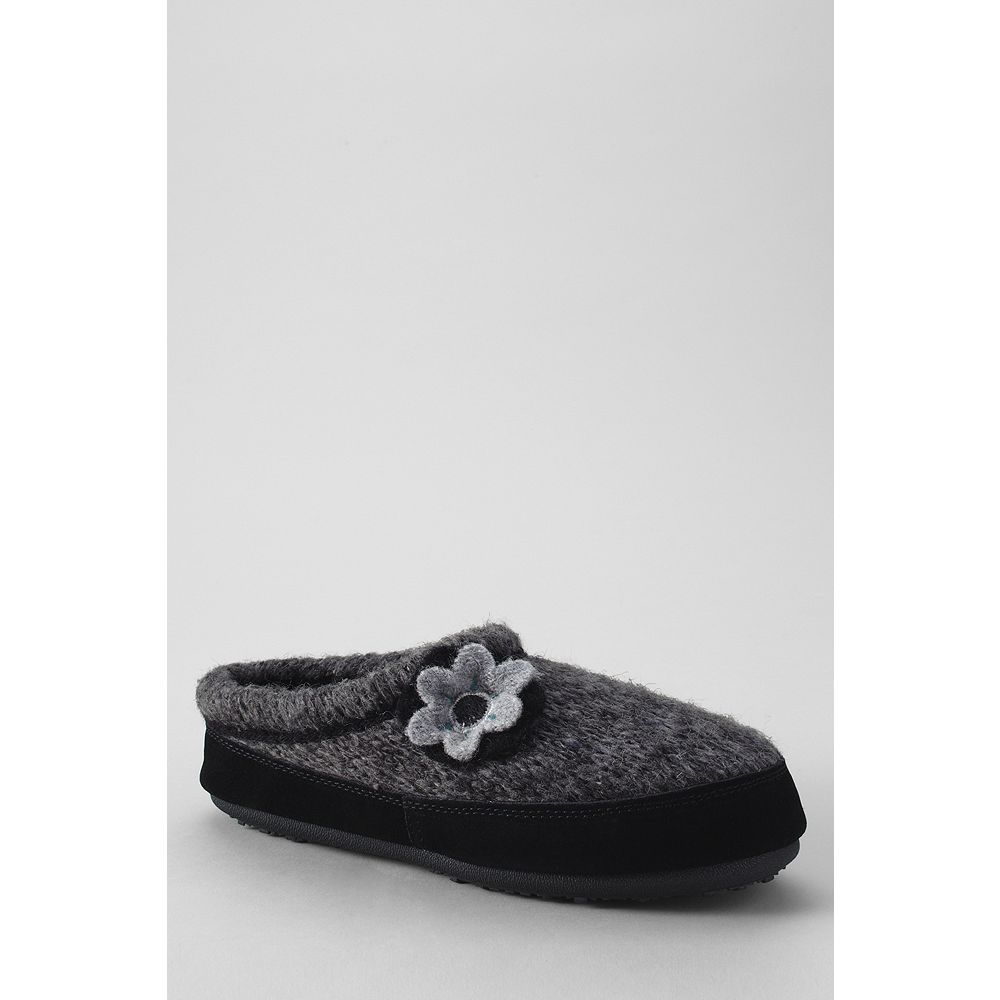 Lands' End Women's Flower Clog Slippers at Sears.com