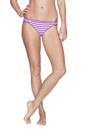 Women's Isla Vista Stripe Low Rise Bikini Bottom