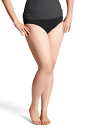 Women's Plus Size Beach Living Ultra High Rise Swimsuit Bottom with Tummy Control