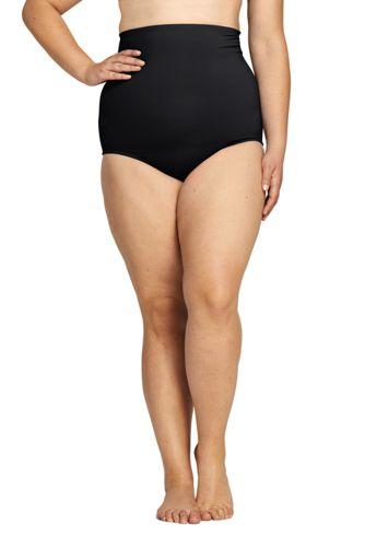 b49ef9e39f Women s Tummy Control Slimming Swimwear Bikini Bottoms Swimsuits