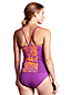 Women's Regular AquaTerra™ X-Back Tropical Tankini Top