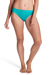 Women's AquaTerra Mid Rise Swimsuit Bottom