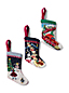 Mini Needlepoint Stockings