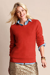 Women's Iconic Crewneck Sweater