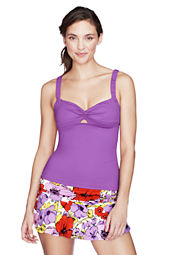 Women's Isla Vista Twist Tankini Top