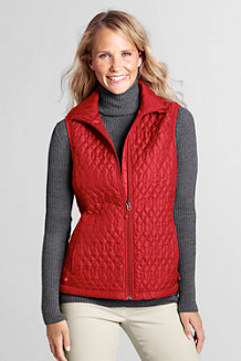 Women's Quilted PrimaLoft® Packable Gilet