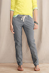 Women's Seersucker Pants