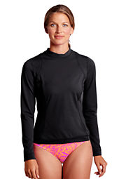 Women's AquaTerra Long Sleeve Rash Guard