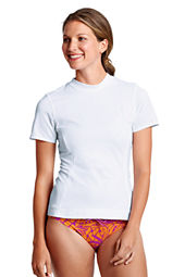 Women's AquaTerra Short Sleeve Rash Guard