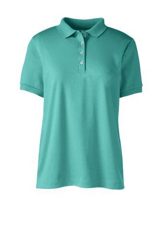 Women's Pima Polo Shirt
