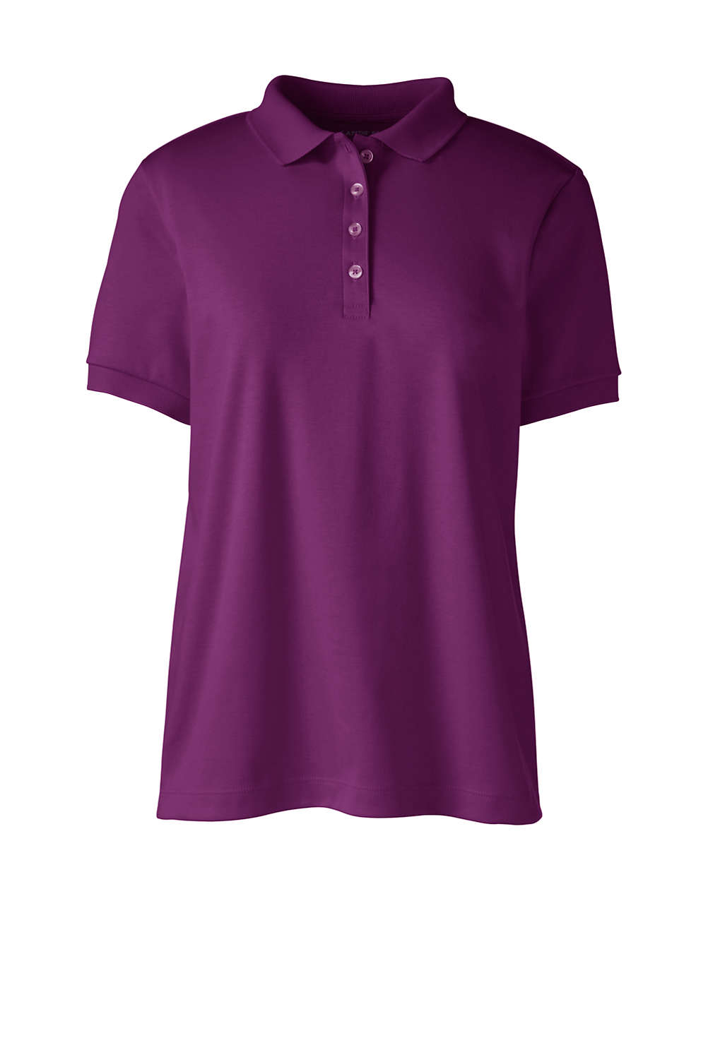 6f6cee87 Women's Feminine Fit Pima Polo from Lands' End