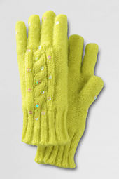 Girls Embellished Gloves