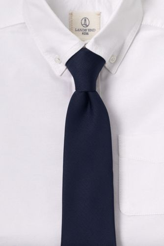 Kids Solid To Be Tied Tie