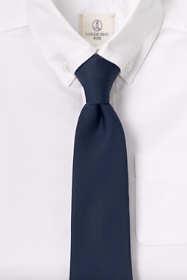 School Uniform Men's Solid To Be Tied Tie