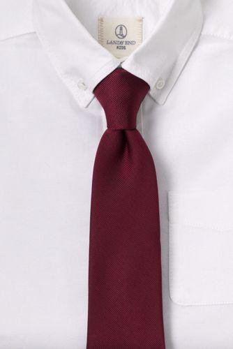 School Uniform Kids Solid To Be Tied Tie