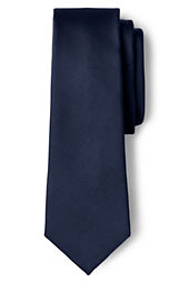School Uniform Solid Necktie