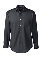 Men's Long Sleeve Tailored Broadcloth Shirt