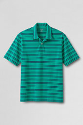 Men's Short Sleeve Super-T Stripe Polo