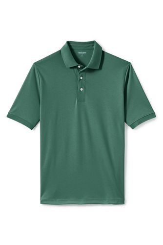 33c78215 Men's Supima Polo Shirt, Traditional Fit | Lands' End