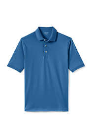 Men's Big and Tall Short Sleeve Supima Polo Shirt