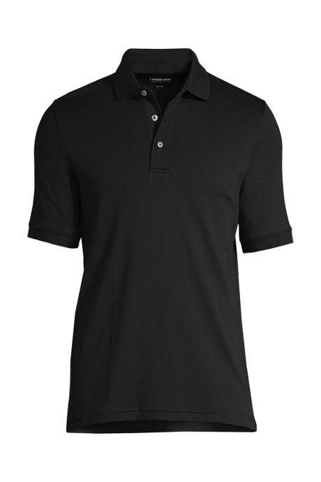 Men's Short Sleeve Supima Banded Polo