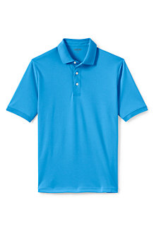 Polo Supima Interlock Manches Courtes, Homme