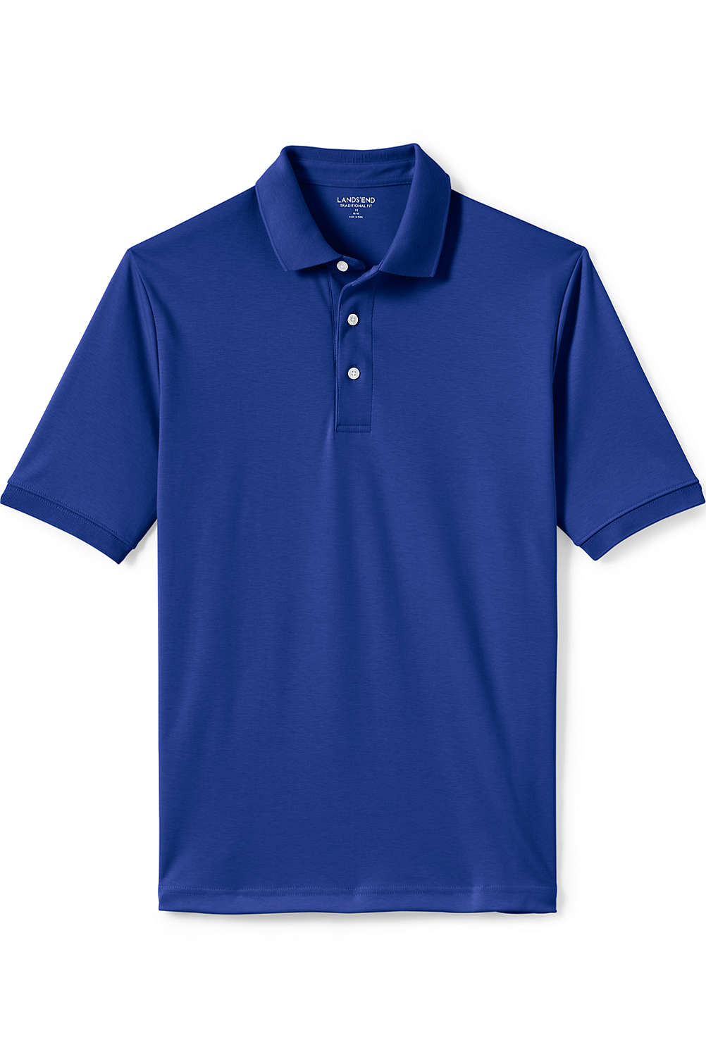 63473c19 Men's Big & Tall Supima Polo Shirt from Lands' End