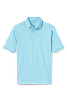 Men's Traditional Fit Supima Polo Shirt