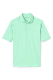 Men's Big and Tall Short Sleeve Super Soft Supima Polo Shirt
