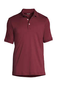 Men's Big and Tall Short Sleeve Super Soft Supima Polo Shirt