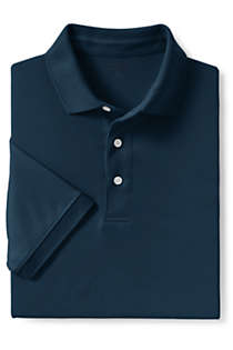 Men's Short Sleeve Super Soft Supima Polo Shirt, Unknown
