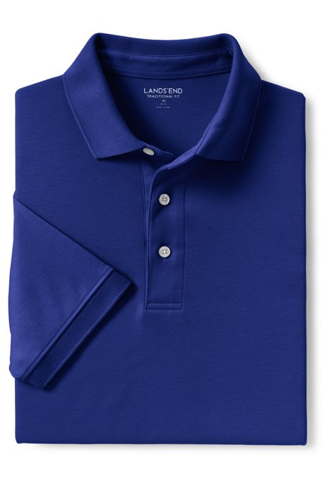 Men's Big & Tall Supima Polo Shirt
