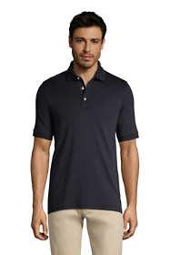 Men's Tall Short Sleeve Super Soft Supima Polo Shirt