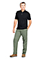 Men's Supima Polo Shirt, Traditional Fit