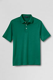Men's Short Sleeve Tailored Fit Supima Polo Shirt