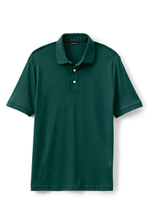 Men's Tailored Fit Supima Polo Shirt