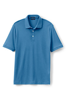 Men's Supima Polo Shirt, Tailored Fit