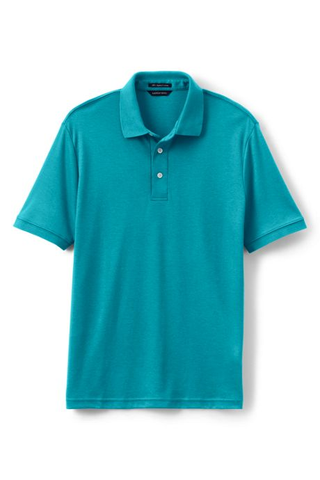 Men's Tailored Fit Short Sleeve Supima Polo