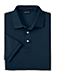 Polo Supima Interlock Coupe Moderne Manches Courtes, Homme Stature Standard