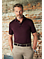 Men's Regular Tailored Fit Supima® Polo