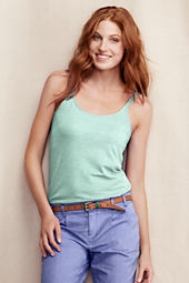 Women's Strappy Scoop Tank